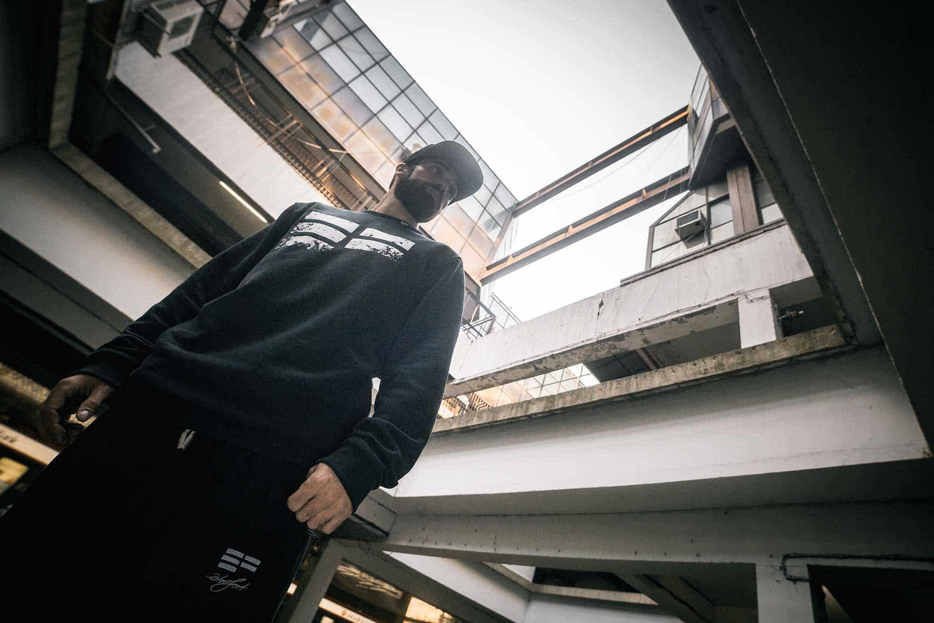 Crewneck EF Sweatshirt ETRE-FORT Parkour Clothing