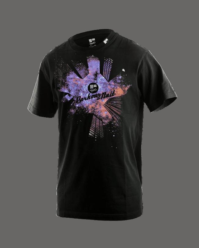 T-Shirt Parkour de Nuit ETRE-FORT Parkour Clothing Front