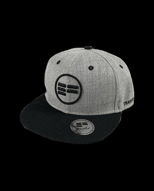 Snapback-Cap-Identity-grey_etrefort_thtc_front