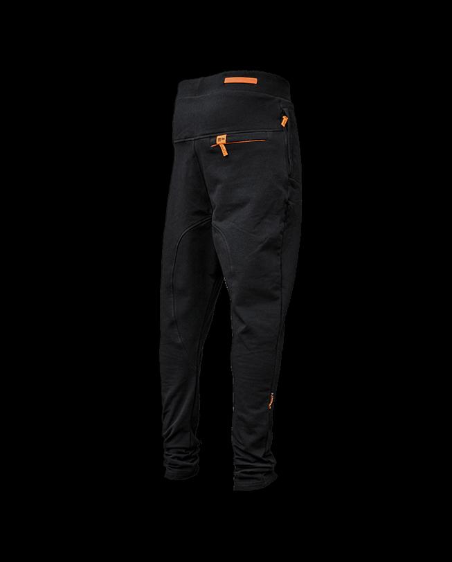 ETRE FORT Parkour Pants Slim Fit Black