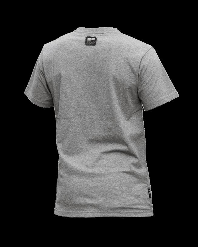 Parkour T-Shirt EFfect ETRE-FORT Parkour Clothing Back