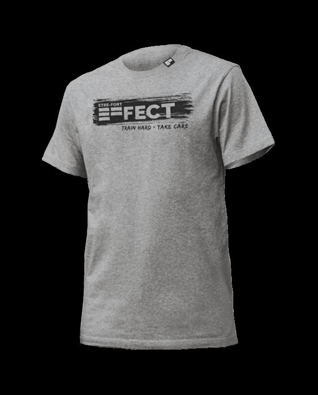 Parkour T-Shirt EFfect ETRE-FORT Parkour Clothing Front