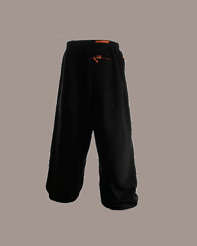 Parkour Pants EF-T1 ETRE-FORT Official Parkour Clothing orange back Parkour Hose EF-T1