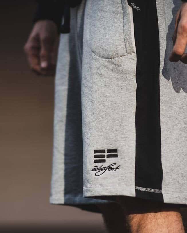 shorts etrefort side logo