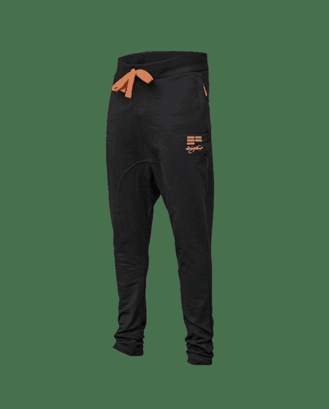 slim-fit-pants-black-orange-front-thumb