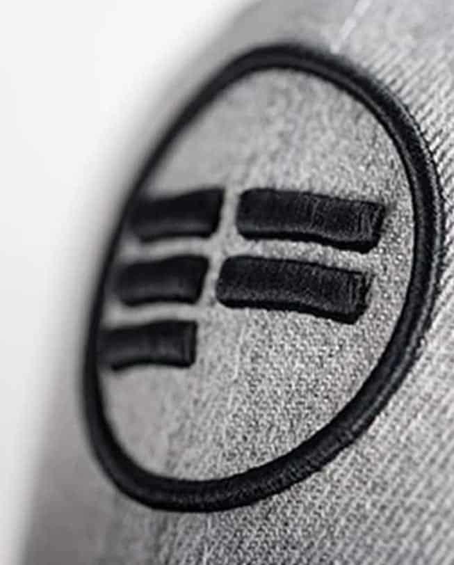 snapback cap grey etrefort product detail