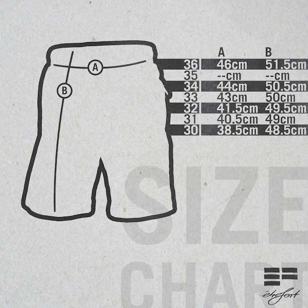 Boardshorts-size-guide
