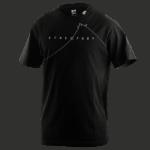 T-Shirt DDL schwarz