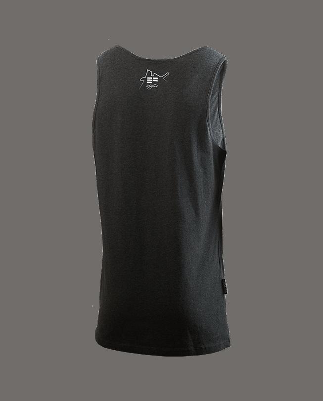 Tanktop Dame du Lac | ETRE-FORT Parkour Clothing back