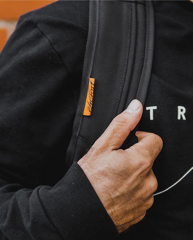 etrefort travel bag pictures parkour clothing front