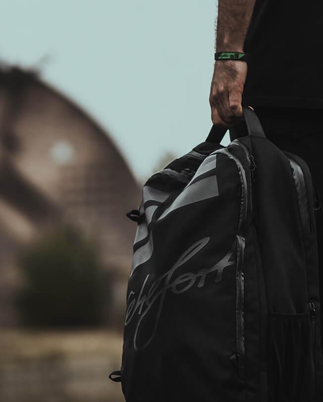 etrefort travel bag pictures parkour clothing hold