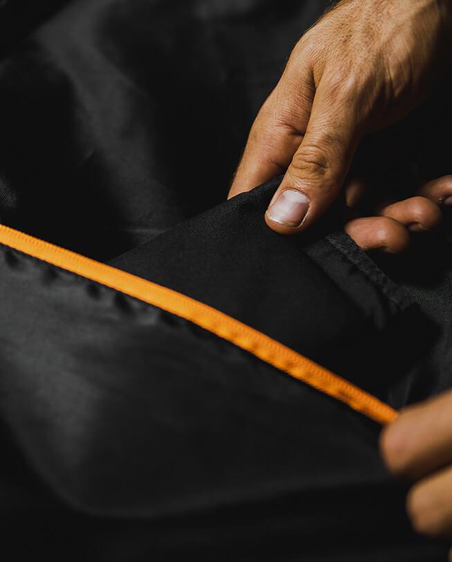 etrefort travel bag pictures parkour clothing inner pocket