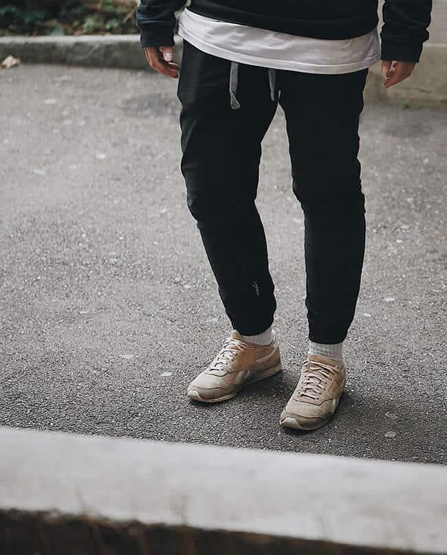 Stretch Chino Pants Parkour Sportswear