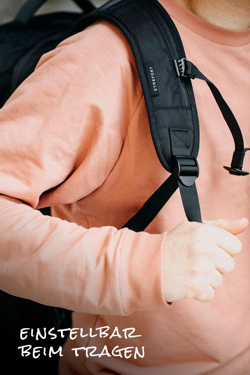 ETREFORT Travel Bag Rucksack clothing brand switzerland